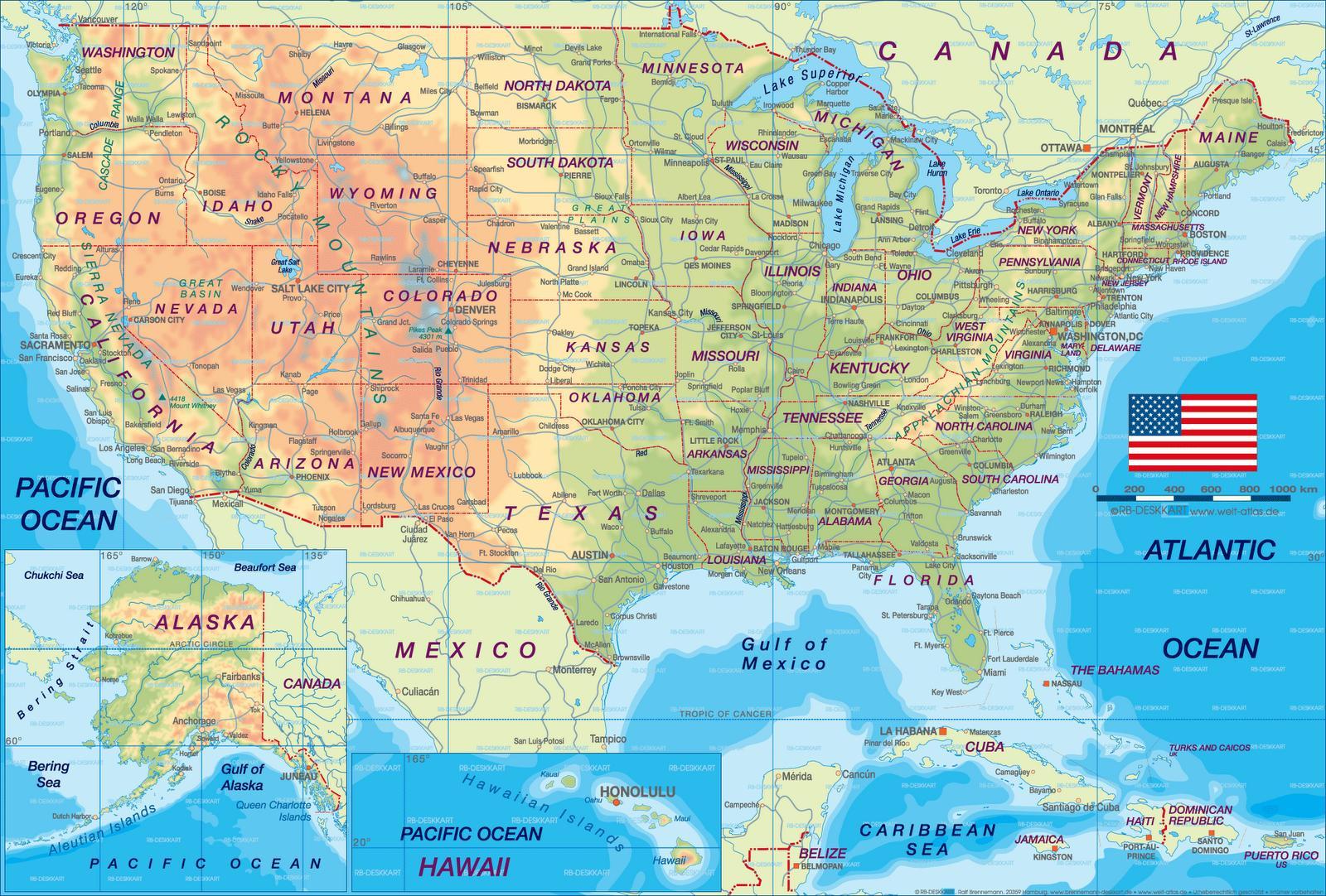 Amerika Gradovi Karta.Karta Za Voznju I Gradova Karta Sad Sa Gradovima Sjeverna Amerika